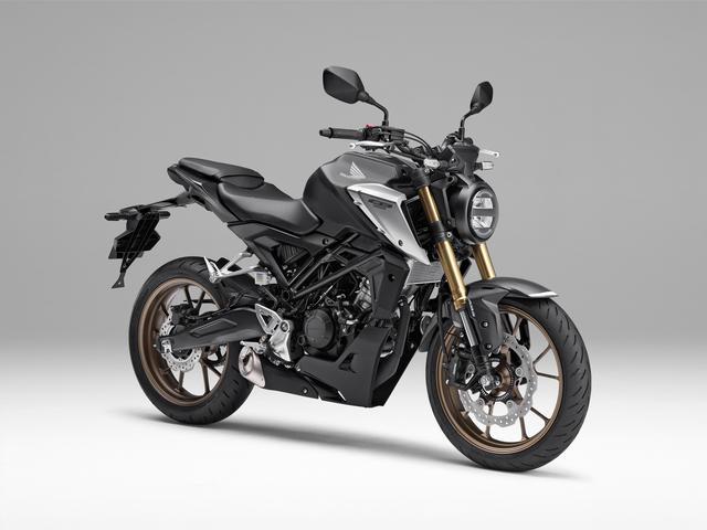 Honda CB125R Neo Sport Cafe 2021 phien ban moi duoc ra mat - 3