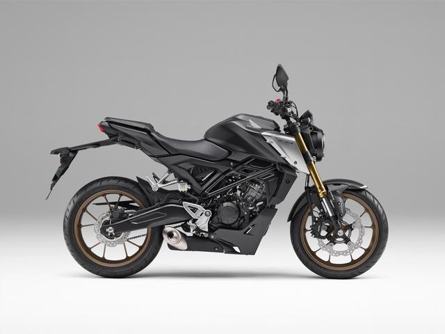 Honda CB125R Neo Sport Cafe 2021 phien ban moi duoc ra mat - 7