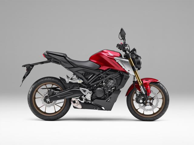Honda CB125R Neo Sport Cafe 2021 phien ban moi duoc ra mat - 9