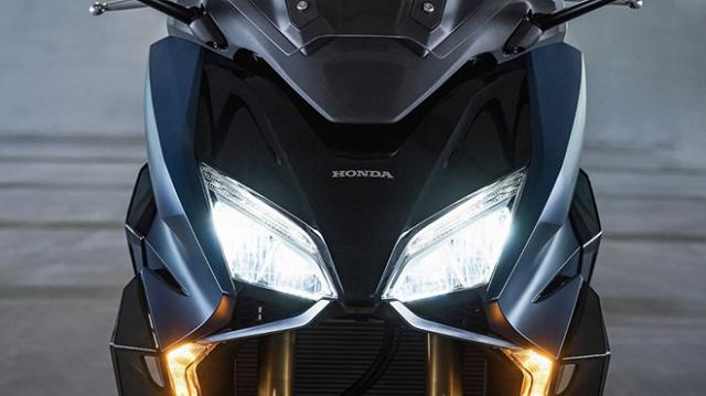 Honda Forza 750 lien tuc gianh duoc giai thuong thiet ke Red Dot Design Award - 8