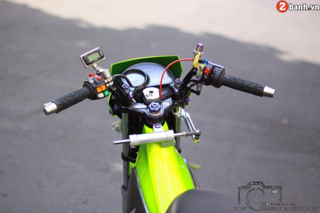 Honda Nice 125 hoa thanh sieu pham voi dan trang bi di vao di vang - 8