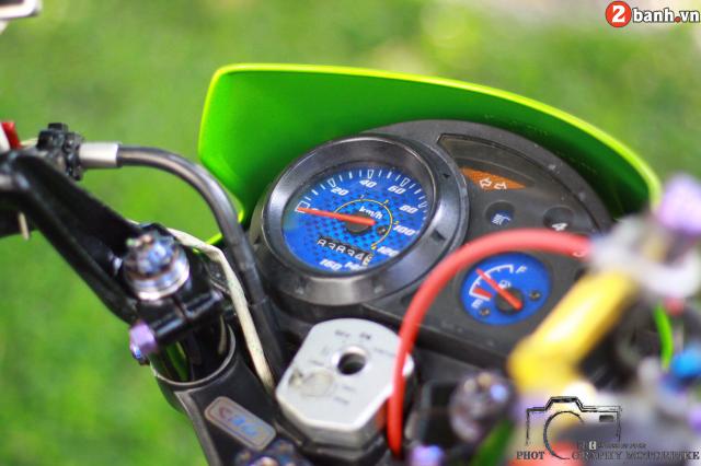Honda Nice 125 hoa thanh sieu pham voi dan trang bi di vao di vang - 4