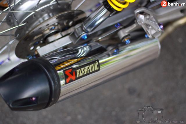 Honda Nice 125 hoa thanh sieu pham voi dan trang bi di vao di vang - 19