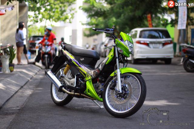 Honda Nice 125 hoa thanh sieu pham voi dan trang bi di vao di vang - 24