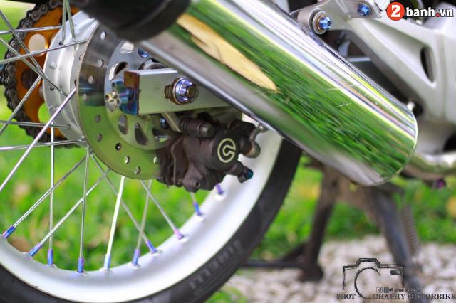 Honda Nice 125 hoa thanh sieu pham voi dan trang bi di vao di vang - 18