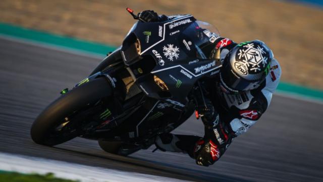 Jonathan Rea thu nghiem Kawasaki ZX10RR 2021 con nhanh hon ca MotoGP - 3
