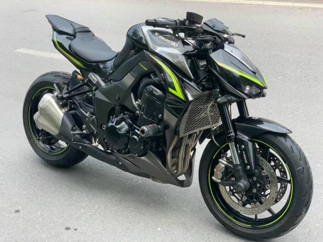 Kawasaki Z1000 ABS 2017 Xe Moi Dep - 3