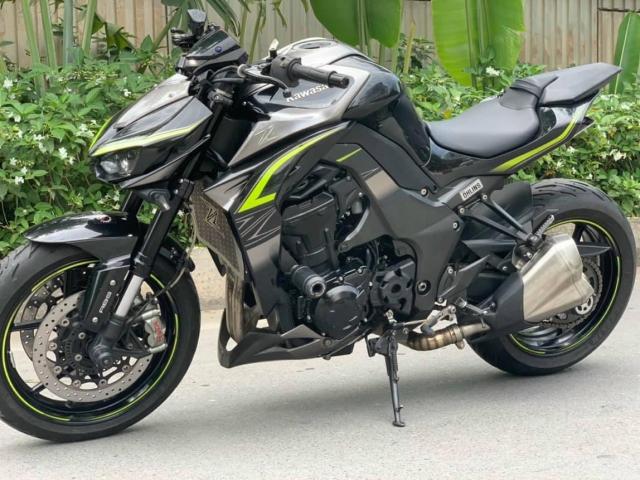 Kawasaki Z1000 ABS 2017 Xe Moi Dep