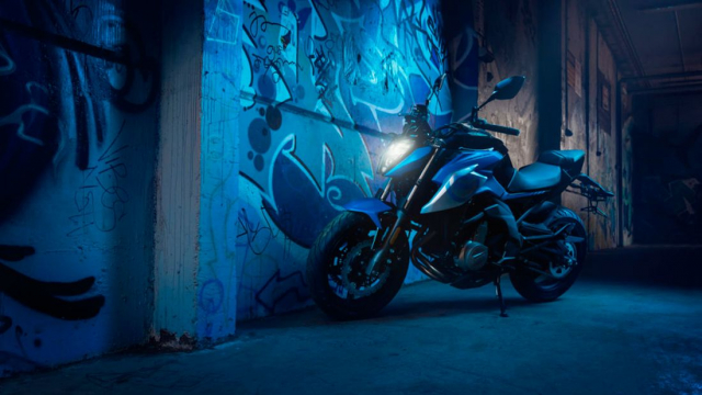 CFMoto 650NK SP Nakedbike tam trung phien ban cao cap vua ra mat - 6