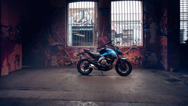 CFMoto 650NK SP Nakedbike tam trung phien ban cao cap vua ra mat - 8