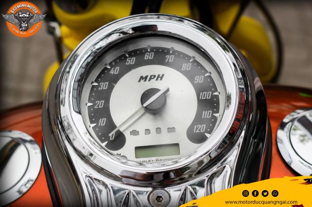 Sieu Pham Hang Hiem Harley Davidson CVO Softail Springer 2009 - 3