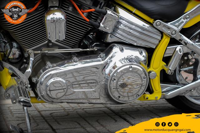 Sieu Pham Hang Hiem Harley Davidson CVO Softail Springer 2009 - 11