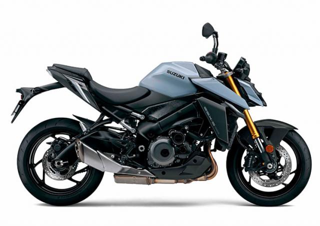 Suzuki GSXS1000 2021 chinh thuc lo dien voi gia hon 350 trieu dong - 6
