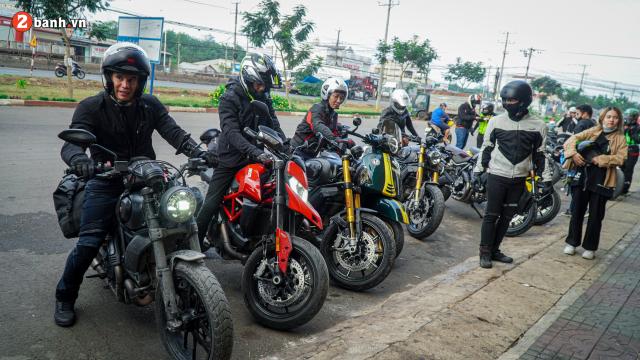Toan canh hanh trinh Ducati Dream Tour Sai Gon Bao Loc - 15