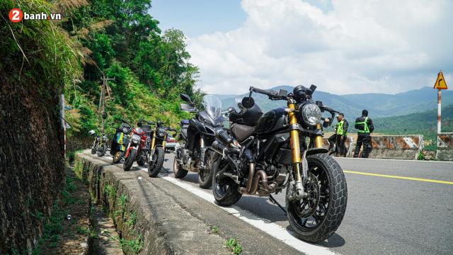 Toan canh hanh trinh Ducati Dream Tour Sai Gon Bao Loc - 22