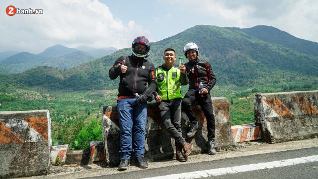 Toan canh hanh trinh Ducati Dream Tour Sai Gon Bao Loc - 23
