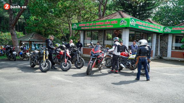 Toan canh hanh trinh Ducati Dream Tour Sai Gon Bao Loc - 40
