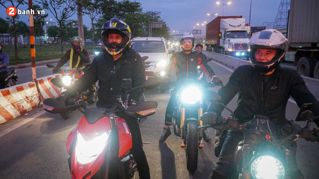 Toan canh hanh trinh Ducati Dream Tour Sai Gon Bao Loc - 11