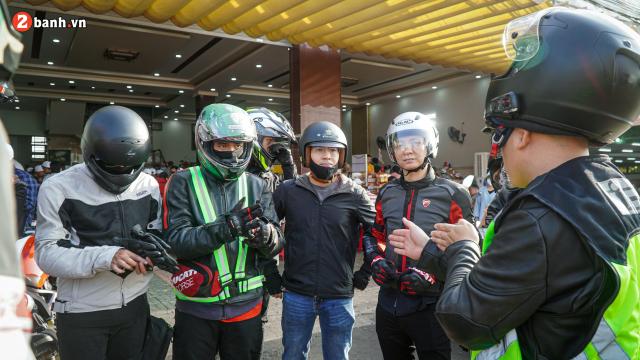 Toan canh hanh trinh Ducati Dream Tour Sai Gon Bao Loc - 17