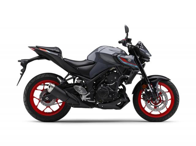 Yamaha Nhat Ban phat hanh phien ban moi MT25 MT03 2021 - 4