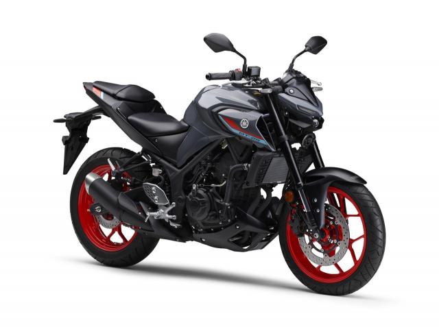 Yamaha Nhat Ban phat hanh phien ban moi MT25 MT03 2021 - 6