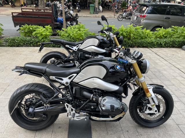 _ Moi ve 2 Xe BMW R NineT ABS R9T Fom moi HQCN Dang ky 2018 2019 chinh chu odo 7300km