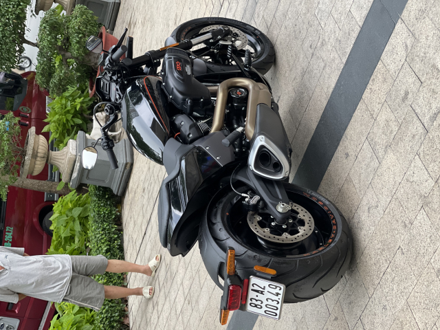 _ Moi ve Xe HARLEY DAVIDSON Softail FXDR 114 ABS 1868cc HQCN DATE 2019 chinh chu odo 1100km - 10