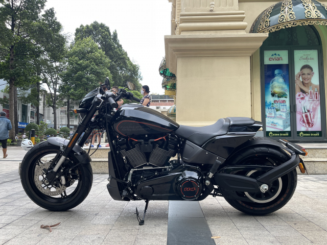 _ Moi ve Xe HARLEY DAVIDSON Softail FXDR 114 ABS 1868cc HQCN DATE 2019 chinh chu odo 1100km
