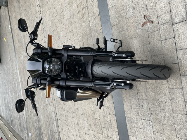 _ Moi ve Xe HARLEY DAVIDSON Softail FXDR 114 ABS 1868cc HQCN DATE 2019 chinh chu odo 1100km - 3