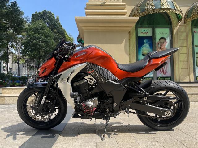 _ Moi ve xe Kawasaki Z1000 ABS HQCN Date 122014 chinh chu odo 15500 km xe dep may zin