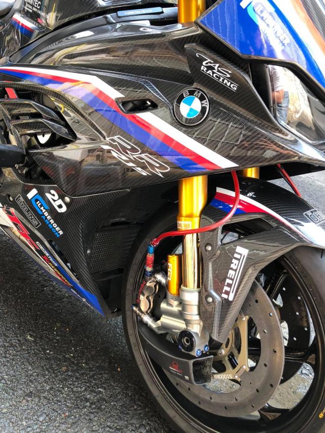 BMW S1000RR 2020 Xe Dep Leng Keng