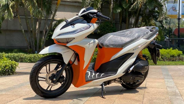 Chuyen Thanh Ly HONDA Vario 150 FI doi 2021phanh abs Hai Quan Gia re - 2