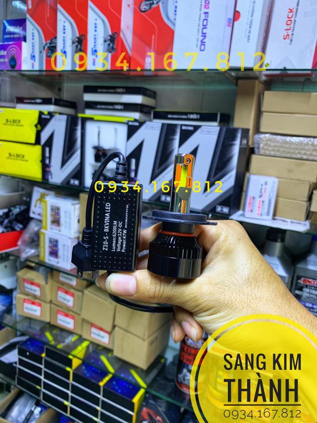 Den Pha Led King Led Z10S Chinh Hang