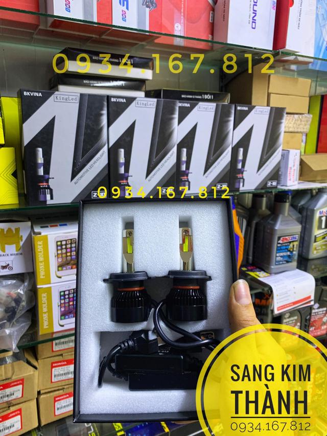 Den Pha Led King Led Z10S Chinh Hang - 5