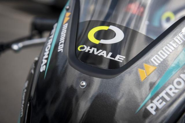 Doi dua Petronas Sepang ra mat phien ban minibike Ohvale GP0 MiniGP voi so luong gioi han - 4