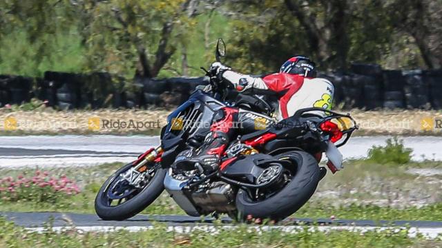 Ducati Multistrada V4 Pikes Peak lo dien du kien ra mat vao cuoi nam - 6