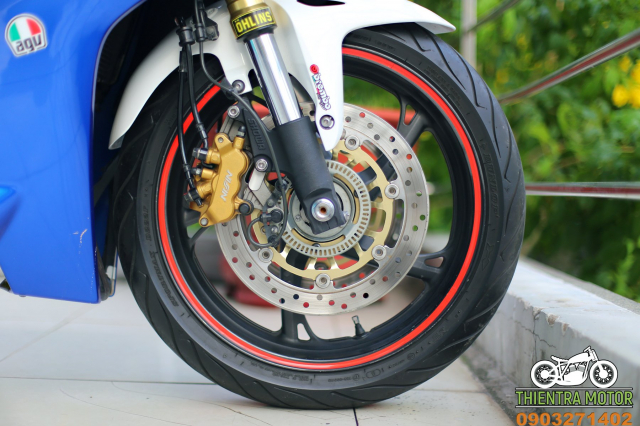 Honda CBR600F ABS 2013 hang doc duoc dep lung linh
