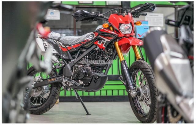 Kawasaki DTracker 150SE ra mat voi gia 59 trieu duoc ngan nguoi mo uoc - 20