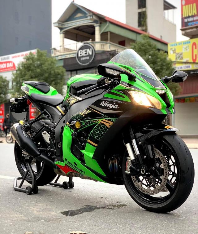 Kawasaki Ninja ZX10R 2020 Xe Moi Dep - 4