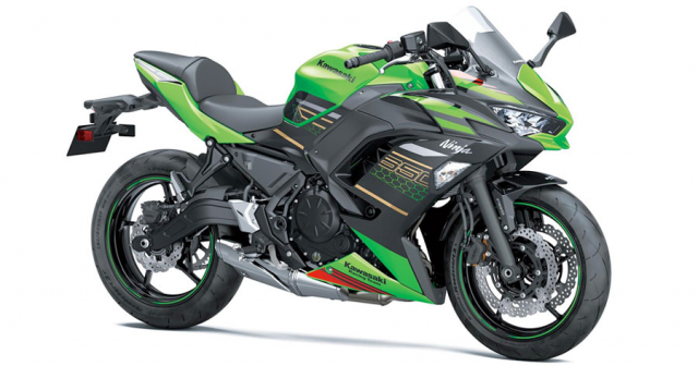 Lo tin Kawasaki dang chuan bi phat trien Ninja 700R hoan toan moi - 4
