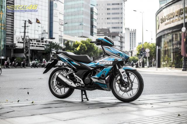 Tong hop tem trum Winner X Xanh Bac Den do Decal46 thuc hien P1 - 9