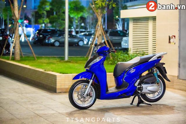 Xe sang SH300i bi Honda Viet Nam trieu hoi khan cap vi loi ki thuat - 5