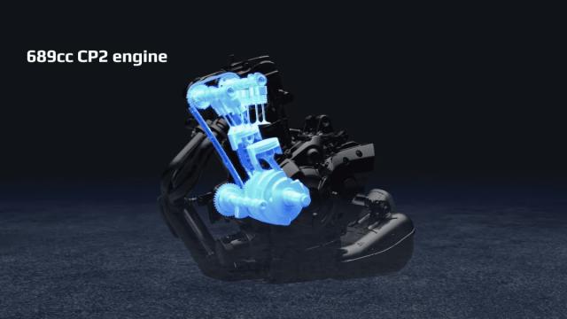 Yamaha R7 tiet lo nhung nang cap lon ve mat trang thiet bi ma it ai biet - 3