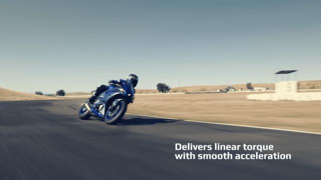 Yamaha R7 tiet lo nhung nang cap lon ve mat trang thiet bi ma it ai biet - 7