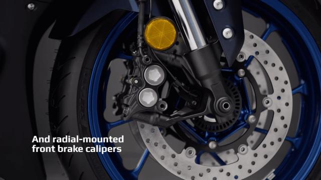 Yamaha R7 tiet lo nhung nang cap lon ve mat trang thiet bi ma it ai biet - 19