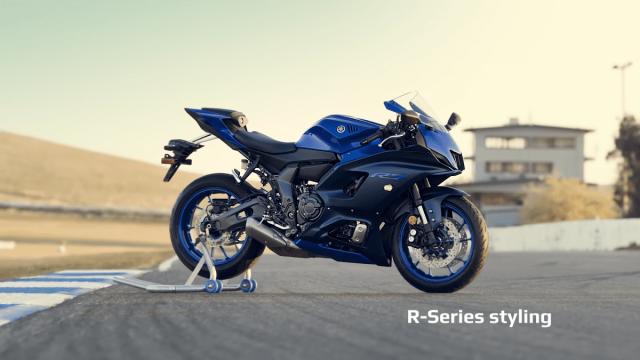Yamaha R7 tiet lo nhung nang cap lon ve mat trang thiet bi ma it ai biet - 21