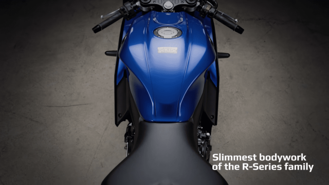 Yamaha R7 tiet lo nhung nang cap lon ve mat trang thiet bi ma it ai biet - 23