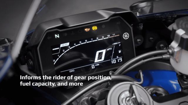 Yamaha R7 tiet lo nhung nang cap lon ve mat trang thiet bi ma it ai biet - 26