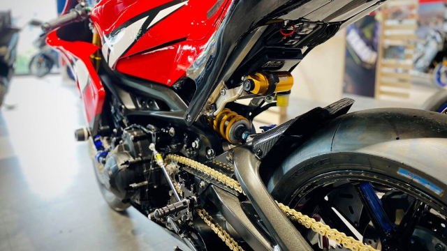Yamaha Tracer 900 GT do cuc chat thanh SuperpSport R9M - 8