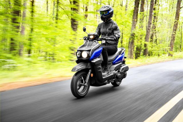 Yamaha Zuma 125 2022 Sieu pham danh rieng cho anh em thich hang doc - 4